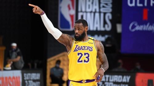Сравнялся с Джорданом. Леброн повторил рекорд по титулам MVP
