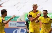 ВИДЕО. Реакция игроков Боруссии Дортмунд на их рейтинги в FIFA 21