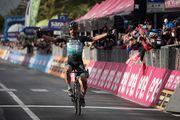 Джиро д'Италия. Саган прервал черную полосу