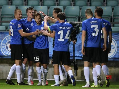 Эстония – Северная Македония – 3:3. Видео голов и обзор матча