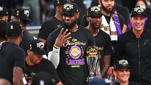 ВИДЕО. Топ-10 моментов финала НБА 2019/20