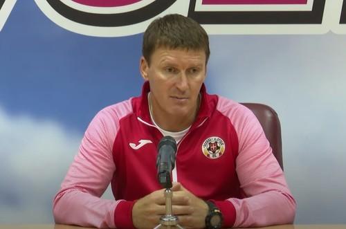 Василий САЧКО: «Во втором тайме забили, затем уже играли по счету»