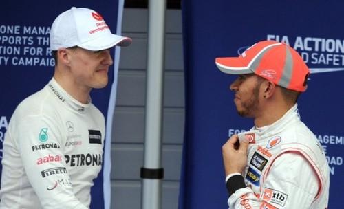 Себастьян ФЕТТЕЛЬ: «Хэмилтон - топ, но Шумахер для меня лучший»