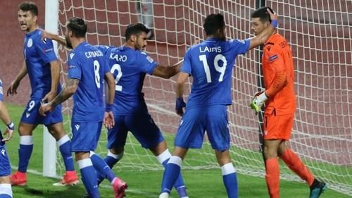 Азербайджан – Кипр – 0:0. Хозяева не забили пенальти. Видеообзор матча