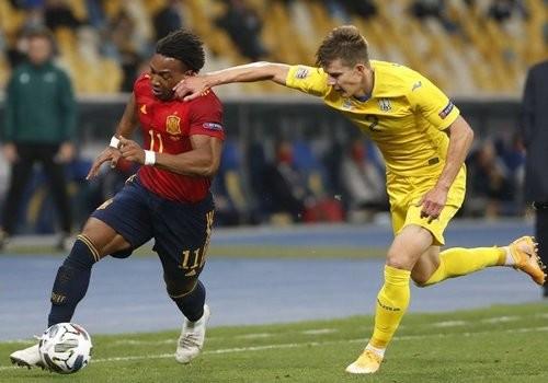 Сенсация на Олимпийском! Украина с минимальным счетом обыграла Испанию