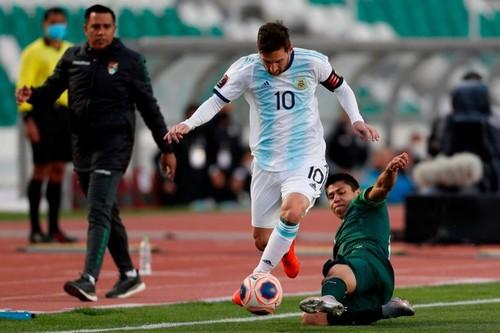 Месси побеждает. Аргентина и Эквадор взяли по три очка в отборе на ЧМ-2022