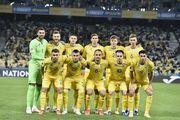 Украина с 7-й попытки впервые обыграла Испанию