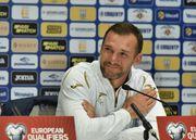 Шевченко вышел на второе место по количеству матчей у руля сборной Украины