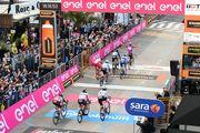 Джиро д'Италия. Демар продолжает доминировать в спринте
