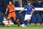 Италия– Нидерланды– 1:1. Боевая ничья в Бергамо. Видео голов и обзор игры