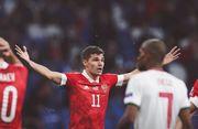 Россия — Венгрия — 0:0. Видеообзор матча