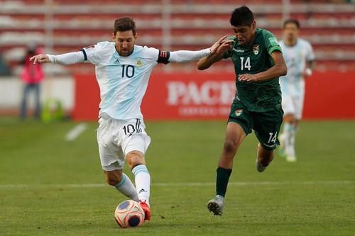 Боливия – Аргентина – 1:2. Видео голов и обзор матча