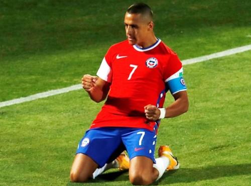 ВИДЕО. Перестрелка Чили иКолумбии в отборе на ЧМ-2022