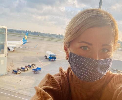 Вита Семеренко вылечилась от коронавируса и отправилась в Рамзау