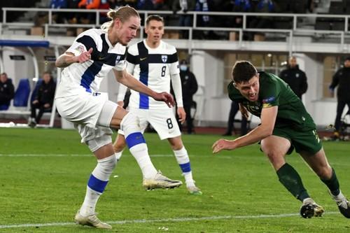 Финляндия – Ирландия – 1:0. Видео гола Йенсена и обзор матча