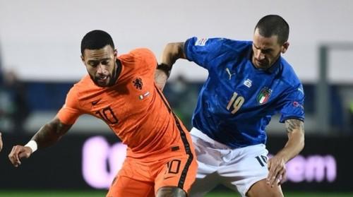 Ліга націй. Італія і Нідерланди зіграли внічию, Польща вийшла в лідери