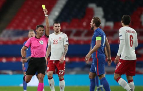 Лига наций. Англия проиграла Дании, Бельгия лидирует в группе