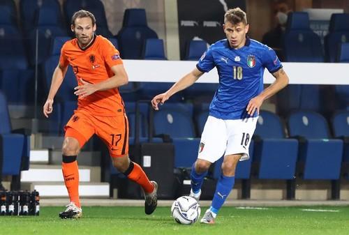 Італія – Нідерланди – 1:1. Бойова нічия у Бергамо. Відео голів та огляд гри