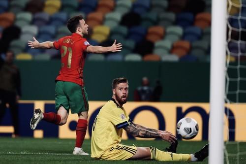 Португалія – Швеція – 3:0. Рвуть й без Кріштіану. Відео голів і огляд матчу