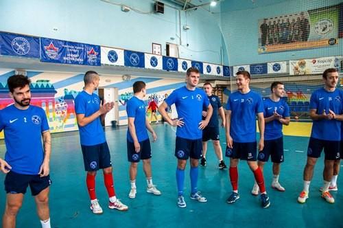 Продэксим начнет с предварительного раунда футзальной Лиги чемпионов