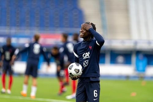 Камавинга повторил 110-летний рекорд сборной Франции