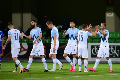 Молдова – Словения – 0:4. Видео голов и обзор матча