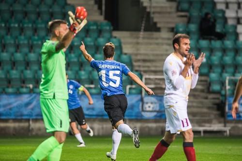 Эстония – Армения – 1:1. Видео голов и обзор матча