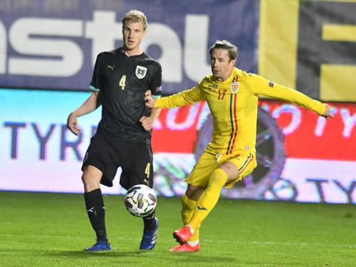 Румыния – Австрия – 0:1. Видео гола и обзор матча