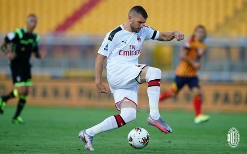 Один из лидеров Милана пропустит дерби против Интера