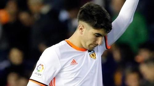 Арсенал нацелился на одного из лидеров Валенсии