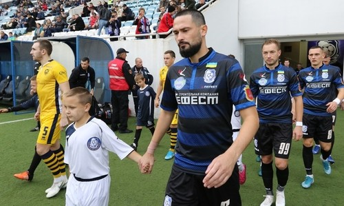 У Чорноморця заборгованості по зарплаті перед гравцями