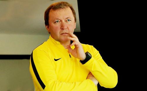 Владимир ШАРАН: «Тренировки никто не отменял, работаем индивидуально»