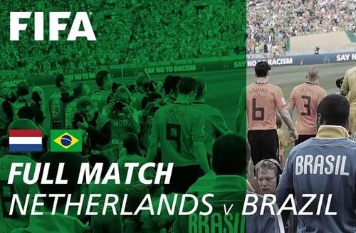 ВІДЕО. Чемпіонат світу-2010. Нідерланди - Бразилія