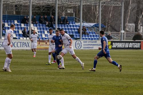 Гол Милевского принес Динамо-Брест победу над Слуцком