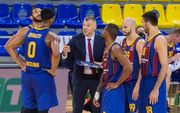 Евролига. Барселона в овертайме обыграла Олимпиакос, лидерство Жальгириса