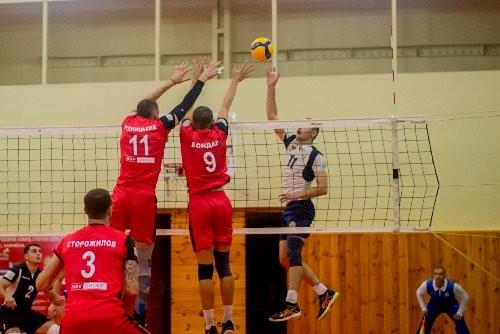 В Харькове, Чернигове и Львове пройдут матчи второго тура мужской Суперлиги