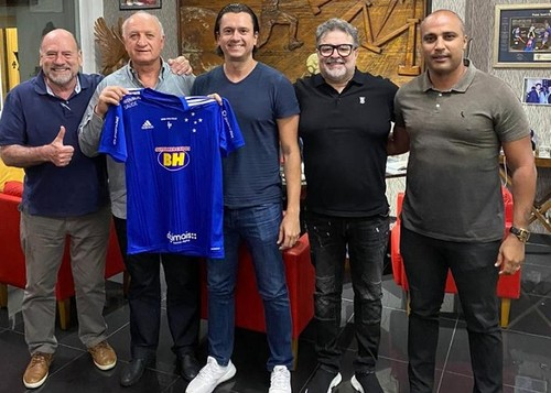 71-летний Сколари возглавил Крузейро, играющий в бразильской Серии Б