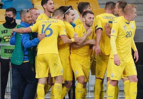 На 23-м месте в мире. Украина будет во 2-й корзине при жеребьевке ЧМ-2022