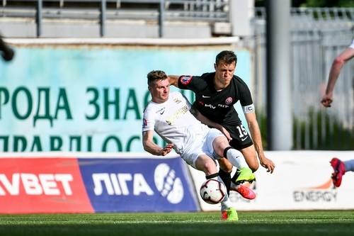 Где смотреть онлайн матч чемпионата Украины Заря – Колос