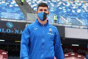 Малиновский – в запасе Аталанты на матч с Наполи