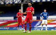 Салах забил сотый гол за Ливерпуль