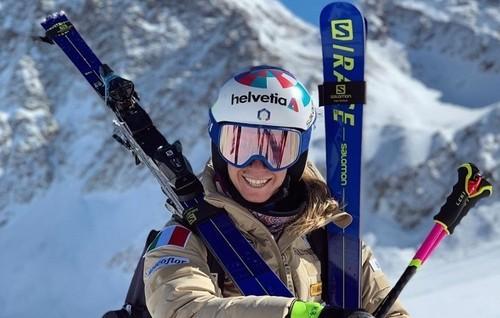Горные лыжи. Двойная победа Италии на открытии сезона