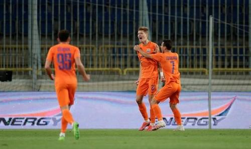 Минай – Мариуполь – 0:1. Видео гола и обзор матча