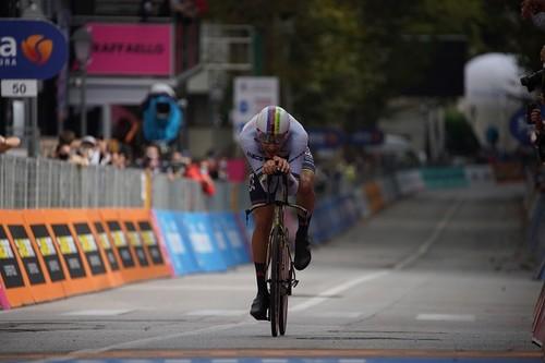 Джиро д'Италия. Третья победа Ганны, Алмейда сохранил лидерство