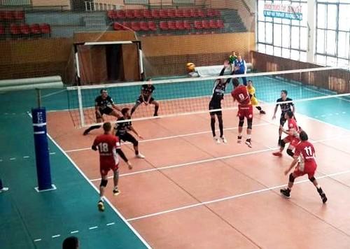 Удивительное спасение партии волейболистами Эпицентра-Подоляне в Харькове