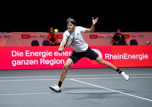 ATP Кельн. Определилась пара финалистов