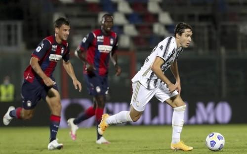 Ювентус перед матчем с Динамо сыграл вничью в Серии A