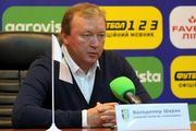 Володимир ШАРАН: «Ми вигравали 4:0, але сталося вилучення Лучкевича»