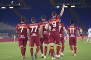 Рома под руководством Фонсеки забила 5 голов в ворота Беневенто с Индзаги