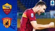 Рома – Беневенто – 5:2. Видео голов и обзор матча